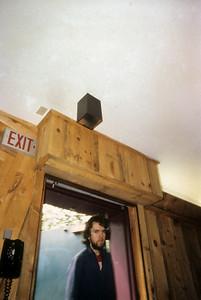 Mark (Studio entrance near 'B')