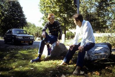 Brian and Ian