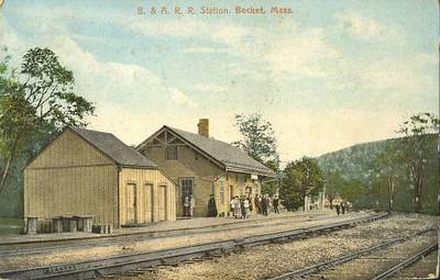 Becket B & A Station