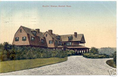 Becket Boulder Grange