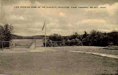 Becket Camp Tamarac