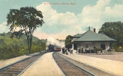 Becket RR Depot 3
