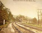 Becket RailRoad station
