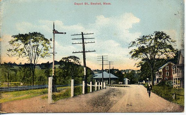 Becket Depot Street