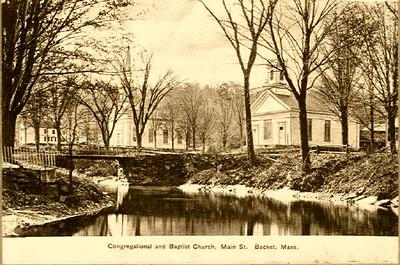 Becket Congregational & Baptist Churches 2