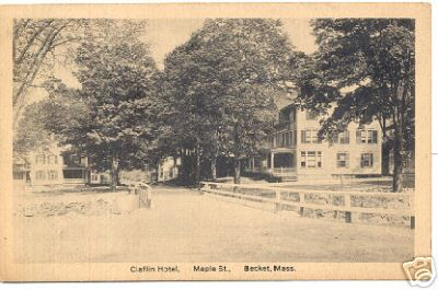 Becket Claffin Hotel