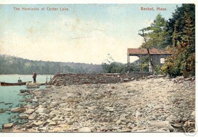 Becket Center Lake 3