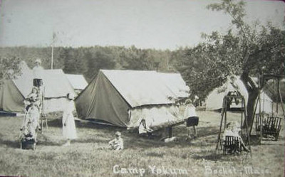 Becket Camp Yokum