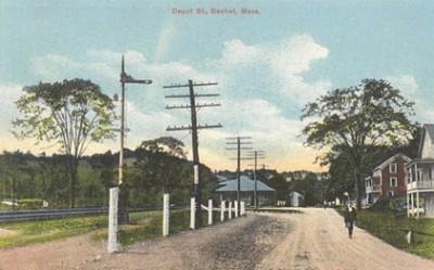 Becket RR Depot 2