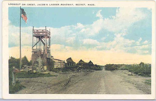 Becket Jacobs Ladder