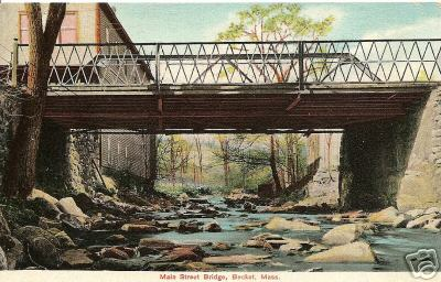 Becket Main St Bridge
