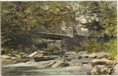 Becket Lovers Lane Bridge