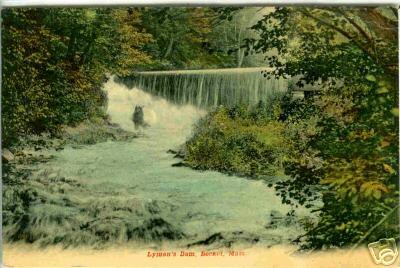 Becket Lyman's Dam