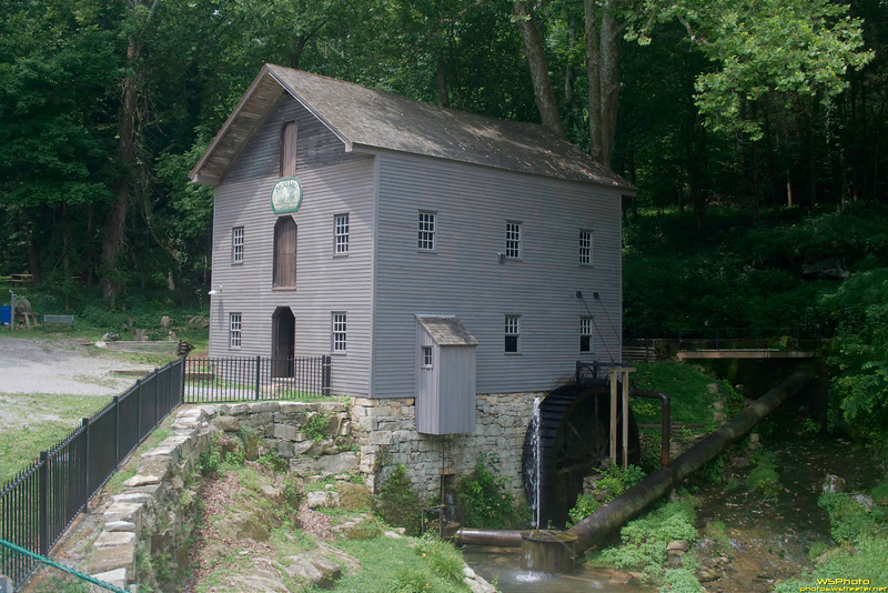 "Outer Mill 1<br /> Beck's Mill - June 2010<br /> <br /> Founded December 1807 by George Beck Sr. If you visit Southern Indiana (Salem, IN area - near Spring Mill State Park) make sure to go and see Beck's Mill! It's well worth the admission cost and the funds go to support the mill. Photos from before and during the recent restoration can be found on the Mill's website at  <a href=""http://www.friendsofbecksmill.org"">http://www.friendsofbecksmill.org</a>."