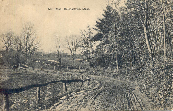 Belchertown Mill Road