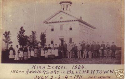 Belchertown 150th Anniversary High School