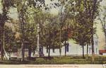 Belchertown Church from Park