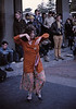 3*Fri, Jan 17, 1969<br /> *People: dancer, crowd<br /> Subject: <br /> *Place: sproul plaza UCB<br /> Activity: <br /> Comments: