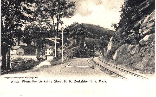 Berkshire Hills Along Berkshire Street RR