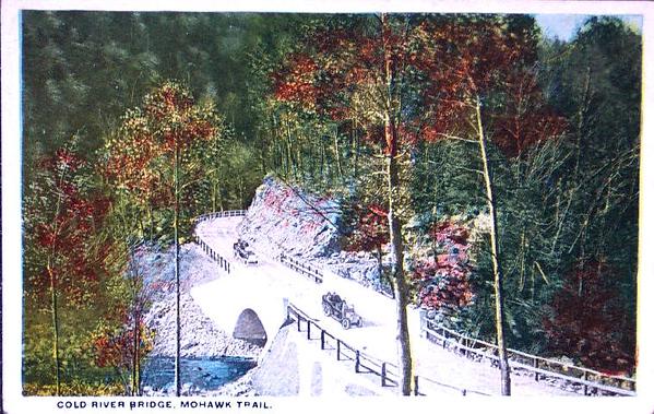 Berkshire Hills Cold River Bridge