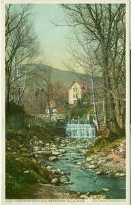 Berkshire Hills Mt Greylock
