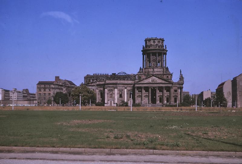 Deutscher Dom, Berlin 1964 (from the south)