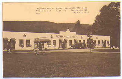 Bernardston Pioneer Valley Motel