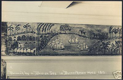 Bernardston 1812 Painting P C