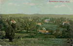 Bernardston 1912 View of Village