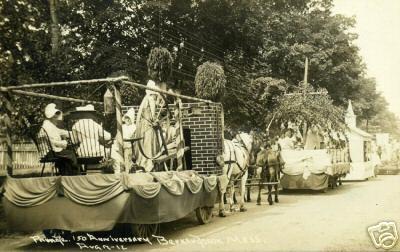 Bernardston 150 anniversary 1912