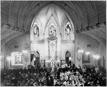 St. Augustine's, Andover, MA, 1947.