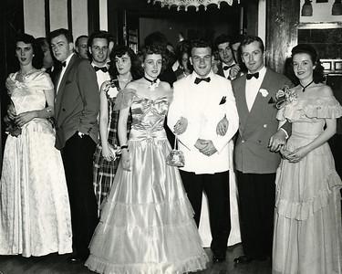 Freshman Prom, May 22, 1948.