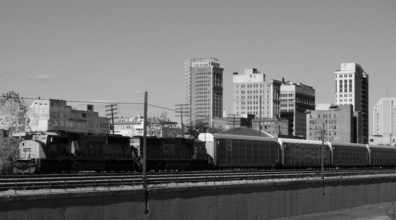 Now this looks like Birmingham railroad in it's glory days!
