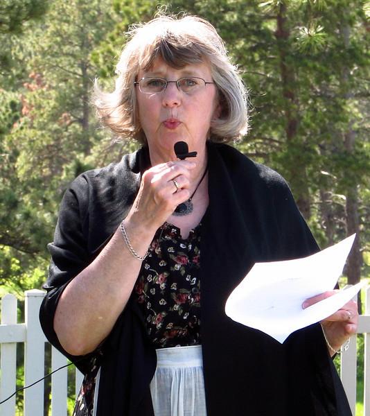 <b>Jan Lamphere</b> portrayed <b>Ellen Gray</b>.