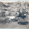 Title: Tallyho Coaching. Sioux City party Coaching at the Great Hot Springs of Dakota<br /> Horse-drawn stagecoach carrying by formally dressed women, children, and men. 1889.<br /> Repository: Library of Congress Prints and Photographs Division Washington, D.C. 20540