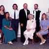 The George Blair family