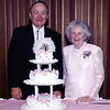 George and Viola Blair - 50th Anniversary