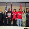 Gen. Harris, Jane Espirit, Charlie Davis, Chuck Harmon, Leo Cardenas, Chief Sgt. Phillips, Tony Williams