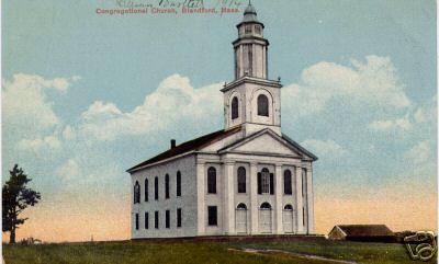 Blandford Congregational Church 1