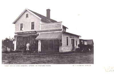 Blandford P O & General Store