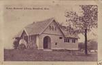 Blandford porter memorial library