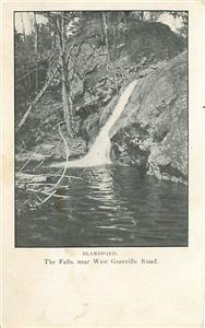 Blandford Falls West Granville Rd