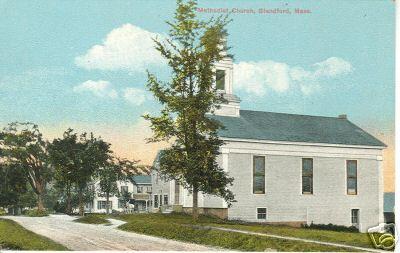 Blandford Methodist Church