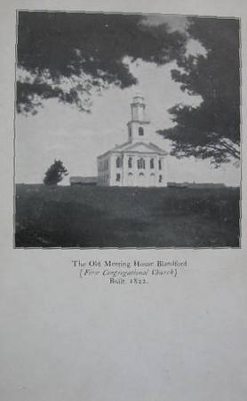 Blandford Meeting House