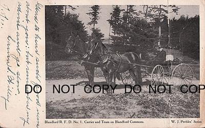 Blandford RFD No 1