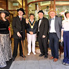 Image features: <br /> Photograph: Margaret Brown<br /> Bloomsday Festival Dún Laoghaire went on from 14-16th June 2014 at various locations around Dún Laoghaire. This image was shot on Monday 16th June.
