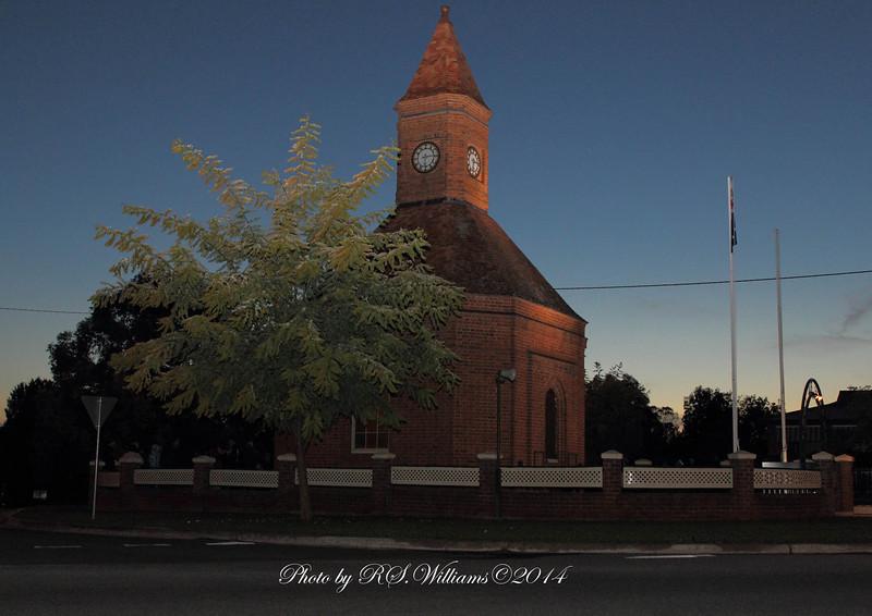 Boorowa ANZAC Memorial.