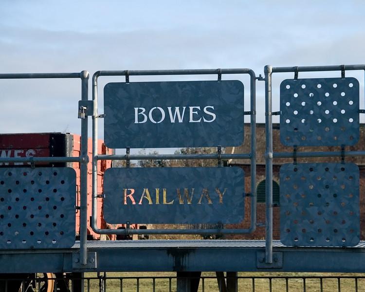 Bowes Railway