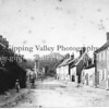 B91 - The Street, Bramford c1860 Before the 1st Post Office