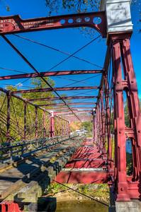 Bollman Truss Railroad Bridge, Savage Mill